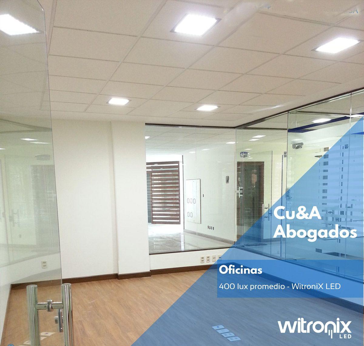 Abogados CU&A LED