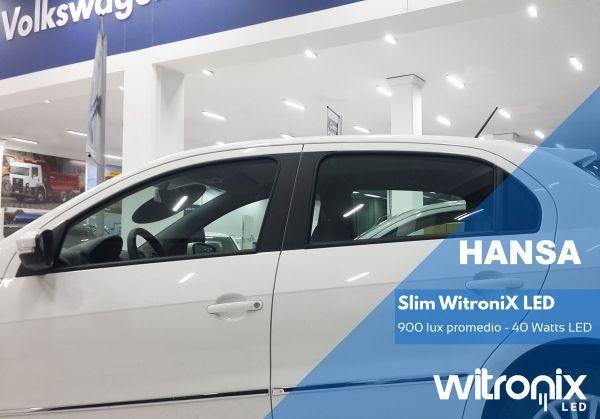 Hansa LED autos negocios