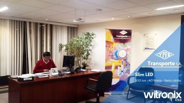 oficina ypfb LED